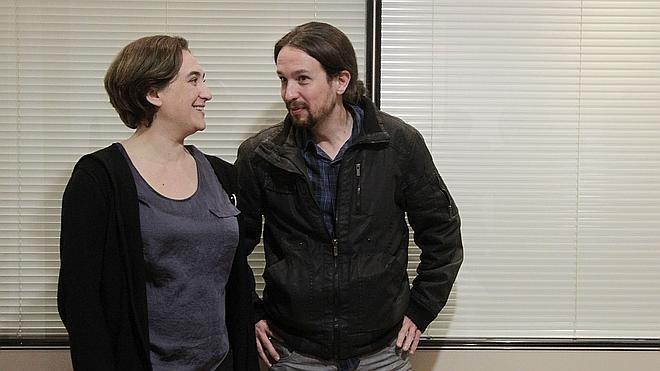 IU y Podemos sólo concurrirán juntos en las municipales en cinco capitales de provincia
