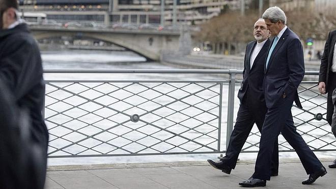 Kerry se reunirá este lunes con el ministro de Exteriores de Irán