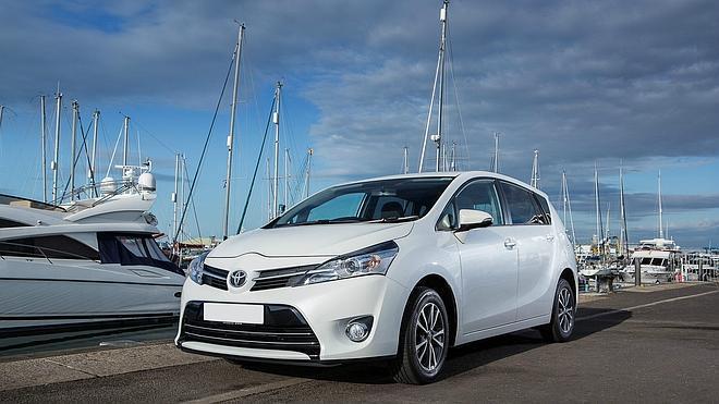 Toyota Verso, nueva gama a la venta