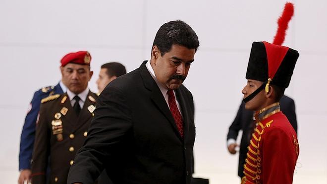 Maduro insiste en que las relaciones con España siguen «en riesgo»