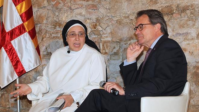 Sor Lucía Caram, frente a las presiones del Vaticano: «Soy una monja cojonera»