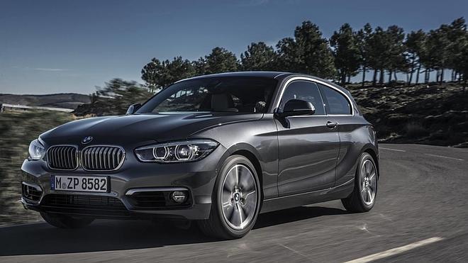 BMW Serie 1, punto de partida