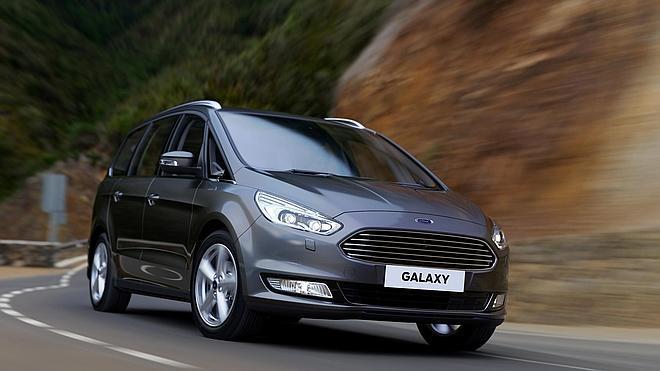 Ford Galaxy, desde 36.100 euros