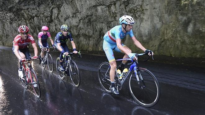 Rui Costa gana una etapa épica en el Dauphiné