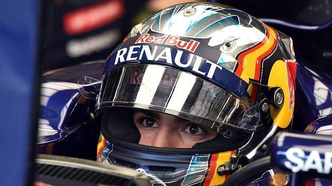 Sainz Jr.: «No estoy muy contento con mi clasificación»