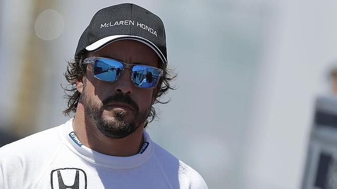 Alonso: «Hoy ha sido una jornada muy positiva»