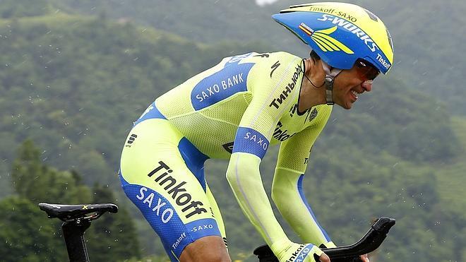 Contador contará con la ayuda de Majka en la montaña