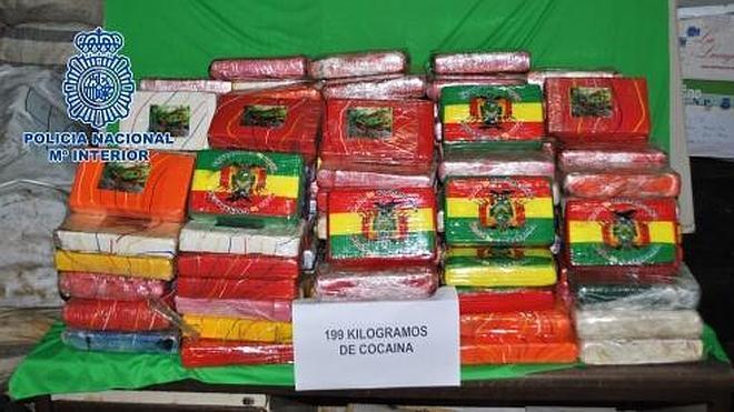 Desarticulado en Canarias uno de los grupos de narcotraficantes más activo