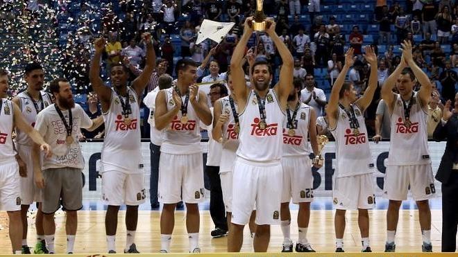 El Real Madrid gana al Bauru y logra su quinto título
