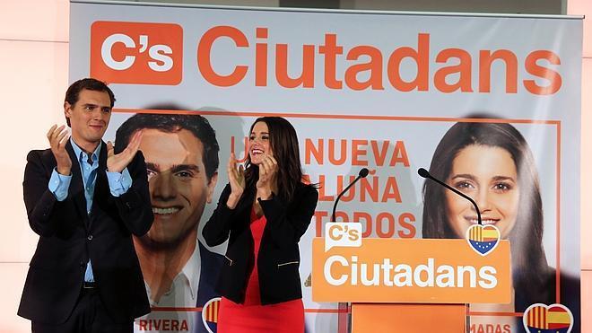 Ciudadanos pide nuevas elecciones