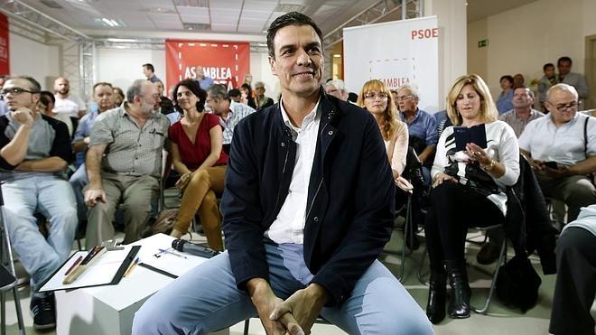 Pedro Sánchez: «No voy a ser presidente del Gobierno a cualquier precio»