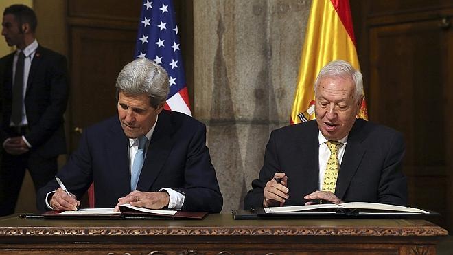 España y EE UU firman un acuerdo para rehabilitar Palomares