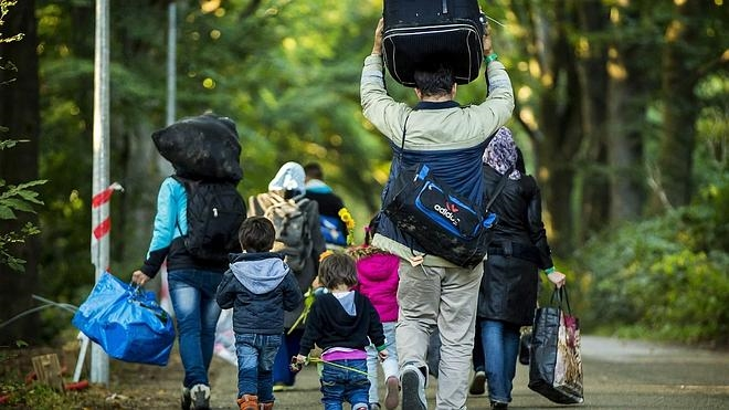 Holanda avisa por carta a los refugiados de que no queda sitio para albergarles