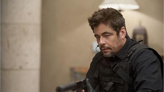 'Sicario', con Benicio del Toro, y la historia real de 'El Clan', en los cines