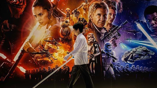 La nueva entrega de 'Star Wars' llega dispuesta a reventar la taquilla