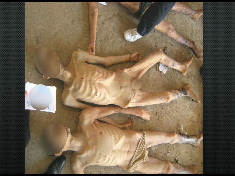 Las pruebas de los crímenes de Asad