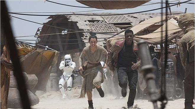 La última entrega de 'Star Wars' supera la barrera de los 1.000 millones de dólares en tiempo récord