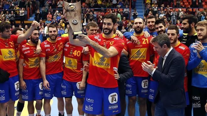 España llegará al campeonato de Europa en gran forma