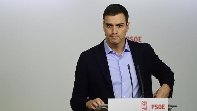 Sánchez descarta el apoyo de los independentistas para su investidura