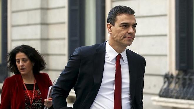 Sánchez, a Iglesias: «Los votantes de Podemos no perdonarían si no hay gobierno»