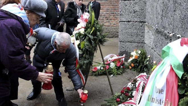 Amargo aniversario del Holocausto