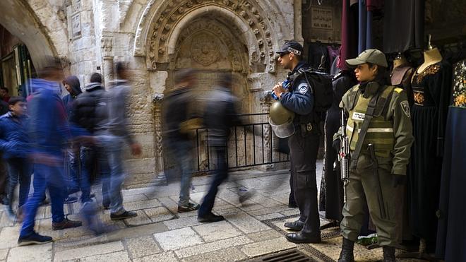 Jornada negra en Cisjordania y Jesusalén Este con cinco palestinos abatidos