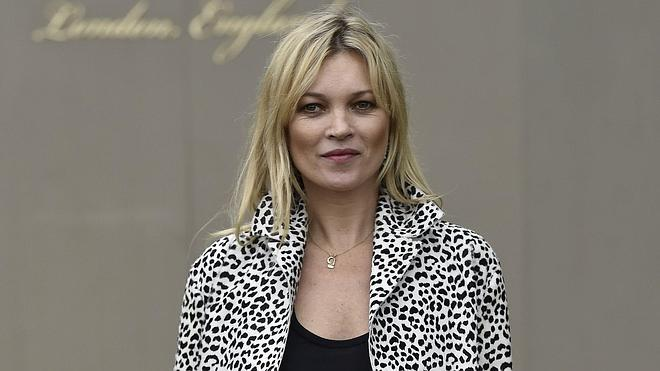 Kate Moss sufre un accidente en los Alpes suizos