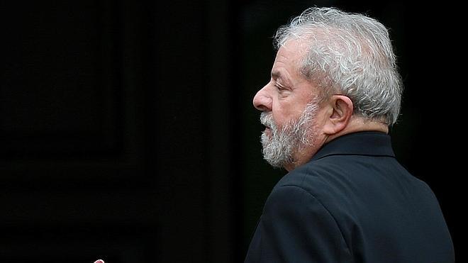 La Fiscalía de Sao Paulo pide la detención preventiva de Lula da Silva