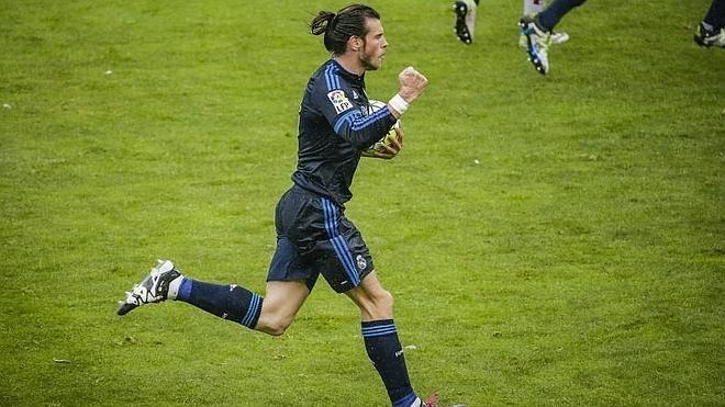 Bale ejerce de Cristiano en la remontada de Vallecas