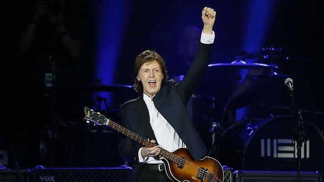 Los Rolling, McCartney y Bob Dylan coincidirán en un macroconcierto en California