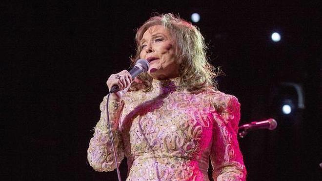 Loretta Lynn, la dama del country