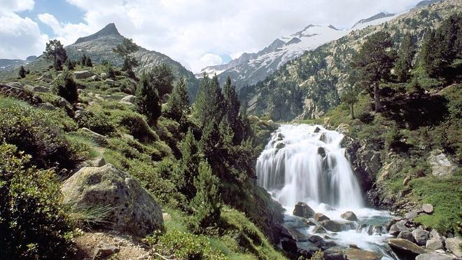 La magia acuática del Pirineo