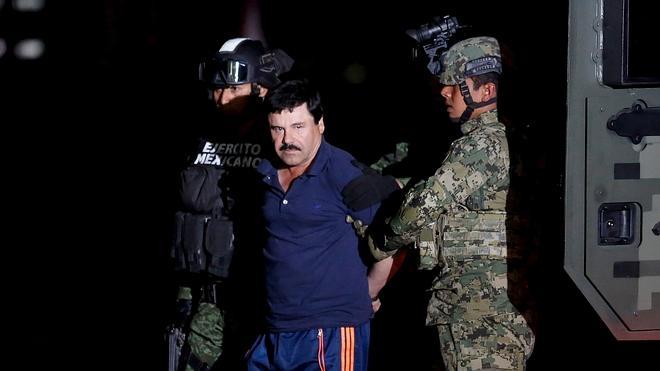 México suspende provisionalmente la orden de extradición del 'Chapo' Guzmán