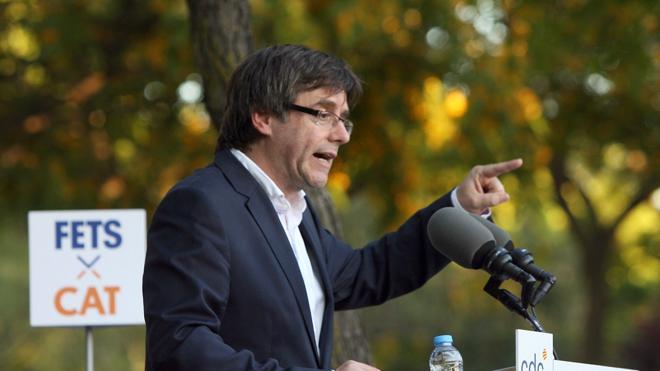 Puigdemont acusa al Gobierno central de montar un «GAL informativo»