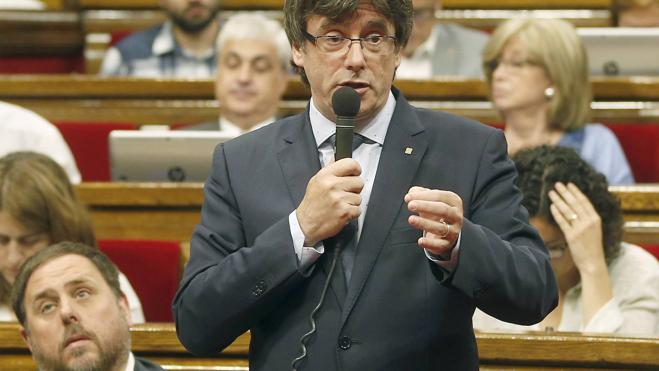 Puigdemont: «Hay que marcharse de España lo antes posible»