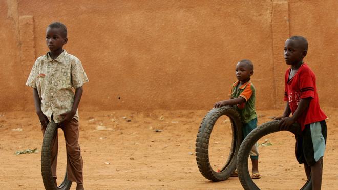 Casi 250.000 niños sufren desnutrición aguda en el norte de Nigeria