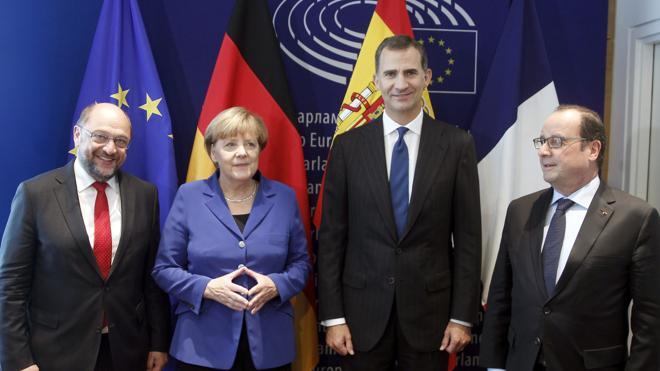 Martin Schulz considera que la multa a España «no es la mejor opción»