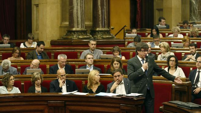 El 'sí' a la independencia de Cataluña supera al 'no' por primera vez desde 2014