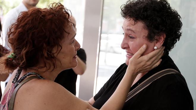 El exmarido de María Salmerón recurrirá el indulto concedido por el Gobierno
