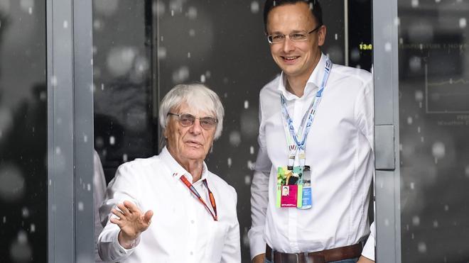 Secuestran en Sao Paulo a la suegra de Bernie Ecclestone