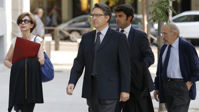 Libertad sin fianza para los siete directivos de Afinsa condenados a prisión