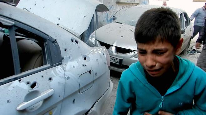 Miles de niños son detenidos en operativos antiextremistas