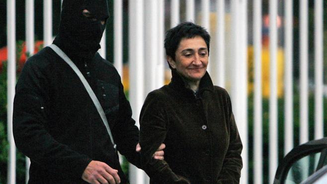 Excarcelada Elena Beloki tras cumplir ocho años y medio por pertenencia a ETA