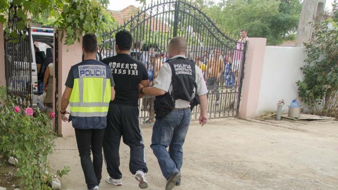 Liberada una embarazada de seis meses obligada a prostituirse en Ibiza