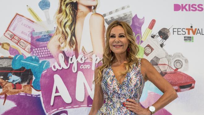 Ana Obregón estrenará en octubre un 'reality' sobre su vida diaria