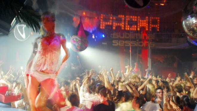 Hacienda registra la discoteca Pachá y el hotel Ushuaïa de Ibiza