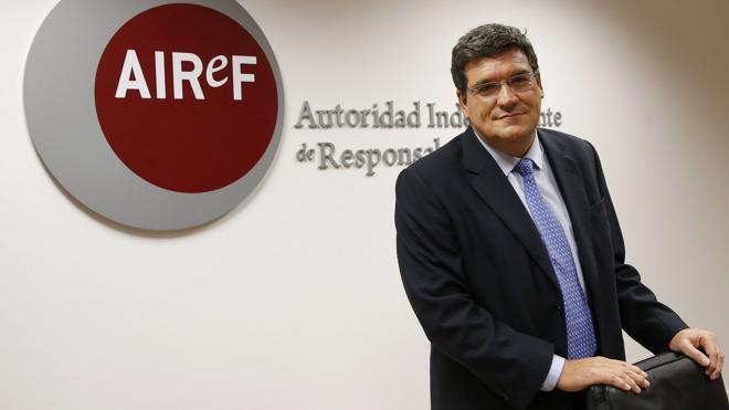 La AIReF avala las medidas del Gobierno para cumplir el déficit del 4,6% este año