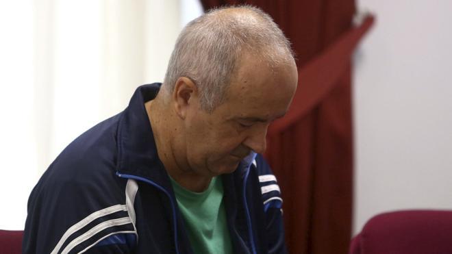 Condenado a 45 años de cárcel el parricida de Ubrique