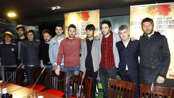 Dani Martínez: «Un festival es el Eurodisney de la gente de 25 a 40 años»
