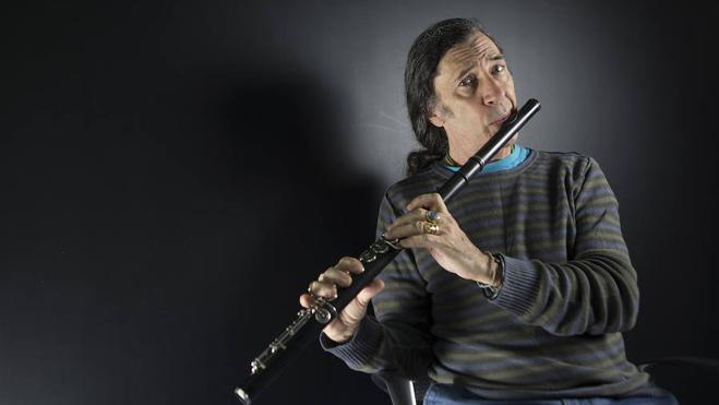 Jorge Pardo, 'groove' y ritmo flamenco